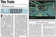 'The Train Testbericht'