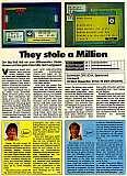 'They stole a Million Testbericht'
