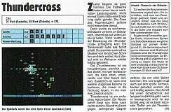 'Thundercross Testbericht'