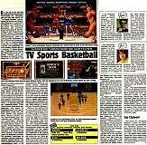 'TV Sports Basketball Testbericht'