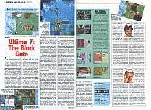 'Ultima 7: The Black Gate Testbericht'