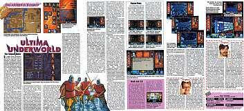 'Ultima Underworld Testbericht'