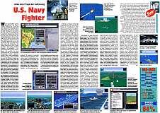 'U.S. Navy Fighter Testbericht'