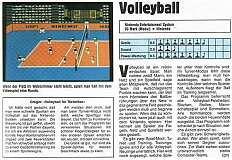 'Volleyball Testbericht'