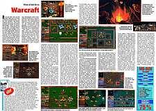 'Warcraft Testbericht'