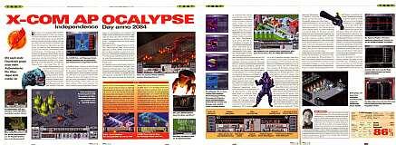 'X-COM Apocalypse Testbericht'