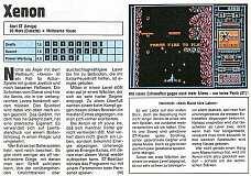 'Xenon Testbericht'
