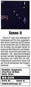 'Xenon 2 Testbericht'