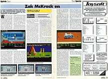 'Zak McKracken Testbericht'