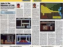 'Zelda 2: The Adventure of Link Testbericht'