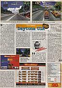 'Daytona USA Testbericht'