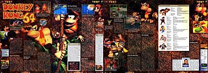 'Donkey Kong 64 Testbericht'