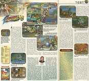 'King of Fighters 98 Testbericht'