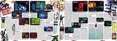 'Metal Gear Solid Testbericht'