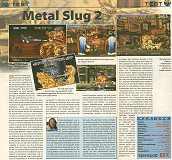 'Metal Slug 2 Testbericht'