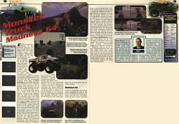 'Monster Truck Madness 64 Testbericht'