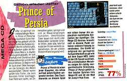 'Prince of Persia Testbericht'