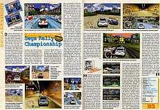 'Sega Rally Testbericht'