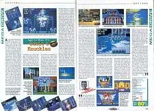 'Sonic & Knuckles Testbericht'
