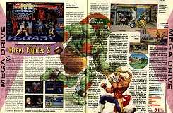 'Street Fighter 2 Testbericht'