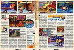 'Street Fighter Alpha Testbericht'