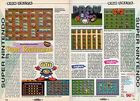 'Super Bomberman Testbericht'