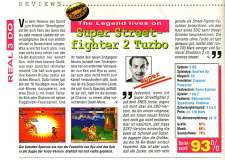 'Super Street Fighter 2 Turbo Testbericht'