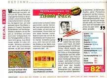 'Theme Park Testbericht'