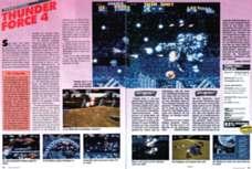 'Thunder Force 4 Testbericht'