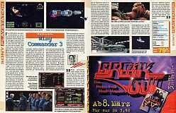 'Wing Commander 3 Testbericht'